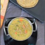 Idiappa Kurma | Parotta Kurma | Restaurant Style Vegetable Kurma