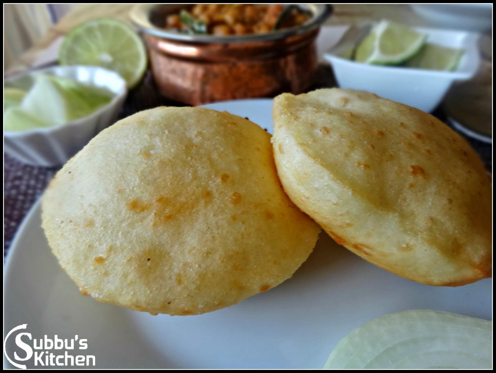 Punjabi Chole Masala Recipe Subbus Kitchen