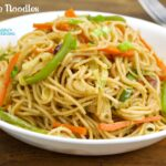 Vegetable Noodles | Veg Hakka Noodles