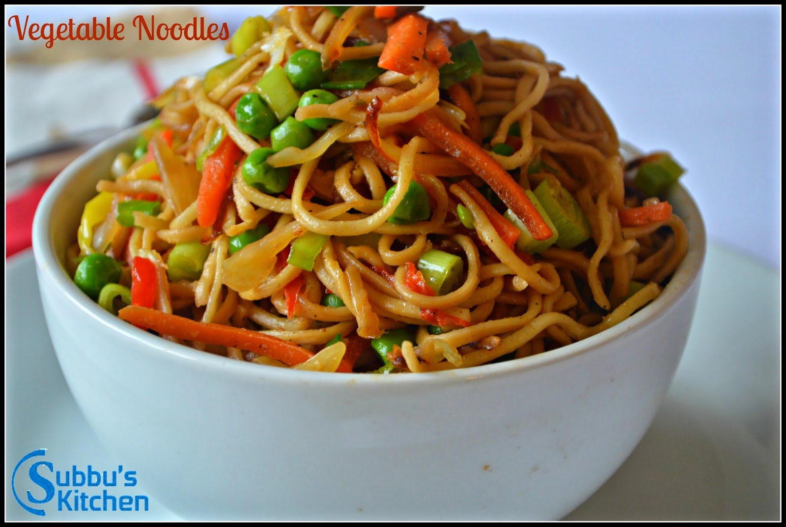 Image result for vegetable noodles pics