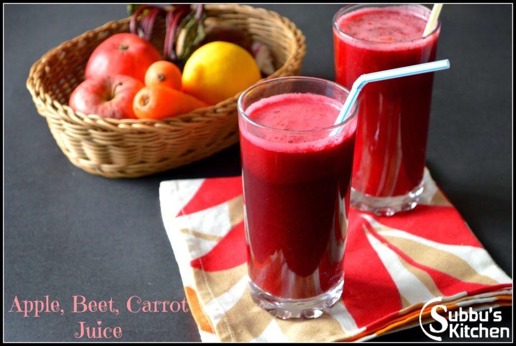 Apple, Beetroot, Carrot Juice