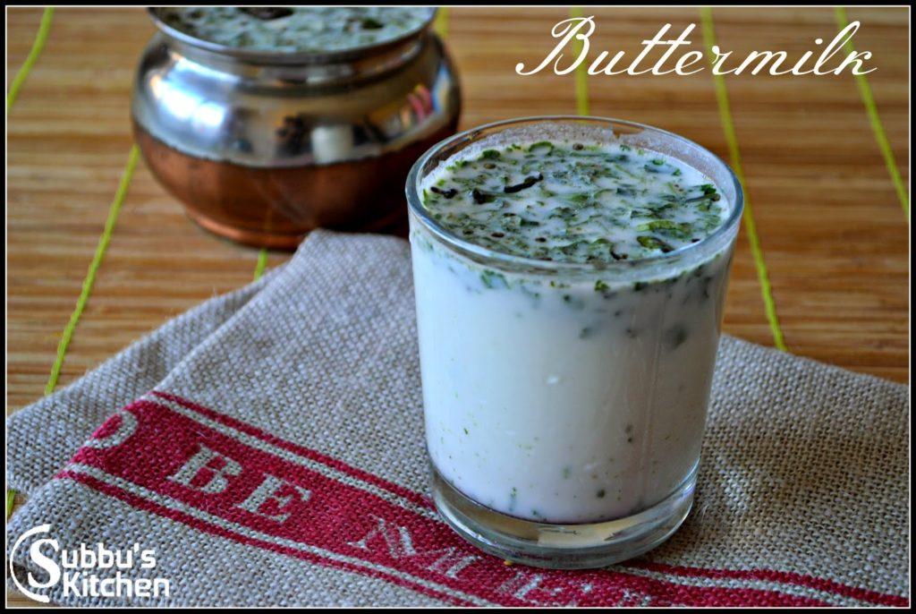 Buttermilk (Neer Mor)