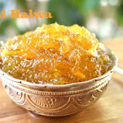 Kasi Halwa | White Pumpkin Halwa
