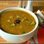 Drumstick Soup | Murungakkai Soup