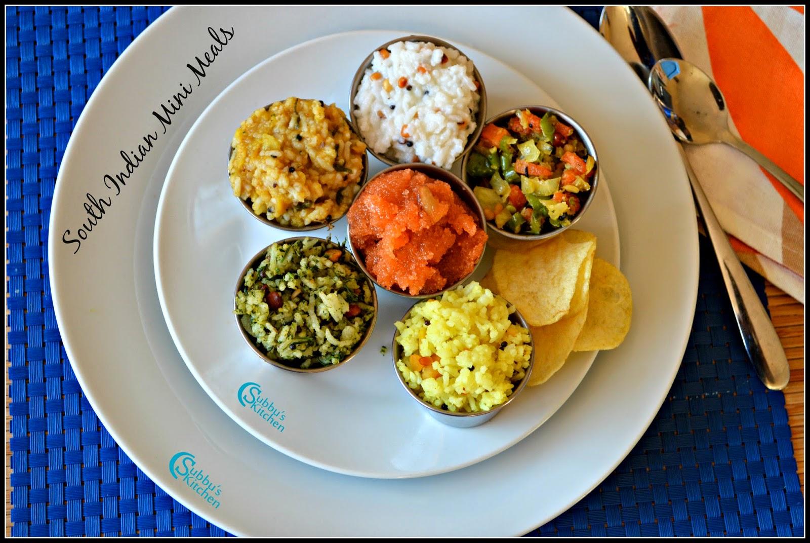 south indian lunch menu 14 southindian mini meals kesari sambar