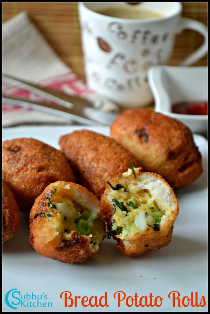 Bread Potato Rolls