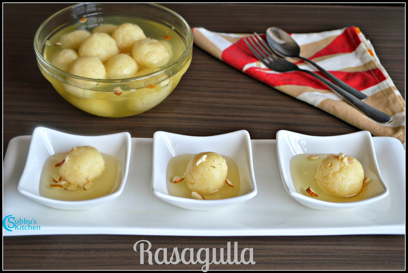 Rasgulla | Rasagulla