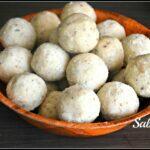 Sabudana Laddu | Sago Ladoo | Javvarasi Ladoo