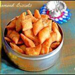 Diamond Biscuits | Sweet Thukkada