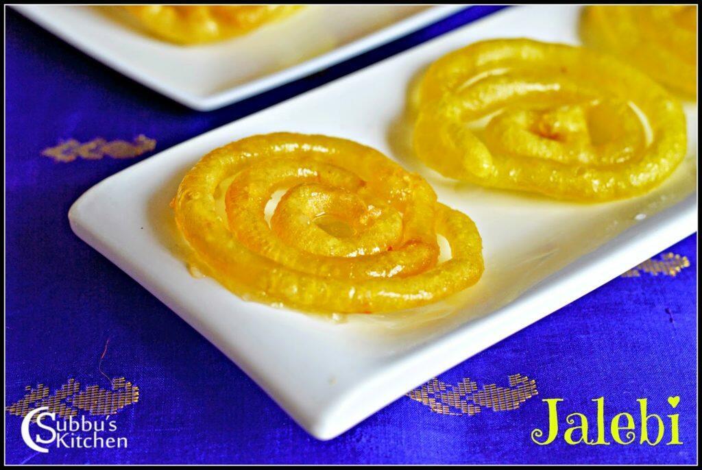 Instant Jalebi Recipe | Jalebi Recie without Yeast
