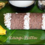Kerala Style Ragi Puttu Recipe | Finger Millet (Kezhvaragu) Puttu Recipe