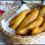 Milagai Bajji Recipe | Chilli Bajji Recipe | Mirchi Bajji Recipe | Stuffed Chilli Bajji Recipe