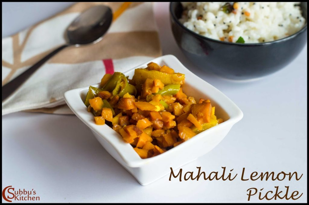 Mahali Root (Sarasaparilla) Sour Pickle | Mahali Kizhangu Pulippu Oorgaai Recipe