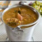Red Radish Sambar Recipe