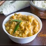 Chow Chow Kootu Recipe | Chayote Stew Recipe