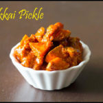 Avakkai Pickle | Cut Mango Pickle