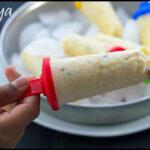 Semiya Kulfi Recipe | Vermicelli Popsicles | Semiya Pal Ice