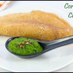 Restaurant Style Coriander Chutney
