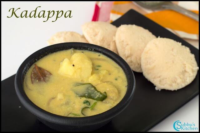 Kadapa / Kadappa