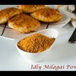 Idly Milgai podi / Idly podi (Chutney powder)