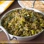 Asparagus Subzi Recipe | Asparagus Masala Dry Curry Recipe