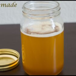 Homemade Ghee | How to make Homemade Ghee