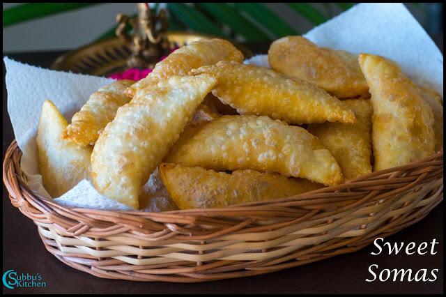 Sweet Somas/ Karchikai
