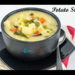 Kerala Style Potato Stew Recipe