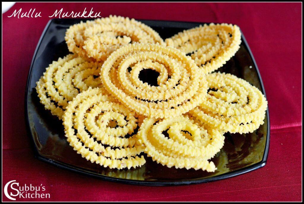Mullu Thenguzhal Recipe | Mullu Muruku Recipe | Magizhampoo Murukku Recipe