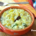 White Pumpkin Kootu| Vellai Poosanikai kootu | Ash gourd Stew Recipe