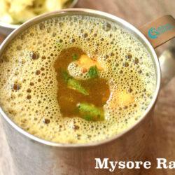 Mysore Rasam
