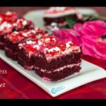 Eggless Red Velvet Cake Recipe | Red Velvet Cake with Beetroot Recipe