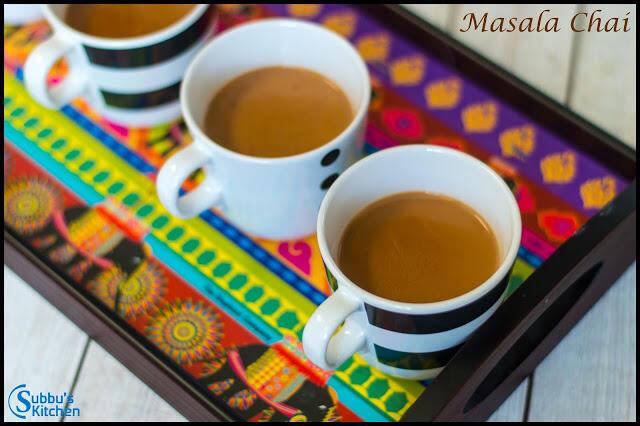 Masala Chai, Masala Tea