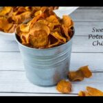 Homemade Sweet Potato Chips Recipe