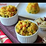 Rawa Kichadi / Vegetable Upma