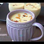 Paal Paayasam (Milk Kheer) using Cooker