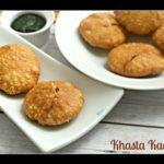Khasta Kachori Recipe | Moongdal Kachori Recipe