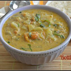 Bottlegourd Kurma Recipe | Sorakkai Kurma Recipe | Bottlegroud Korma Recipe