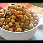 ChickPeas Salad Recipe | Chole Salad Recipe