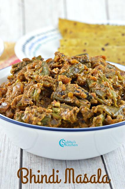 Bhindi Masala Recipe   Okra Masala Recipe
