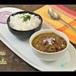 Rajma Chawal (Kidney Beans Rice)