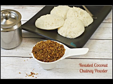 Chammanthi podi recipe kerala style roasted coconut chutney powder chammanthi podi is one of the popular kerala dish also called as idli chammanthi podi this is a chutney powder made with roasted coconut along with indian forumfinder Gallery