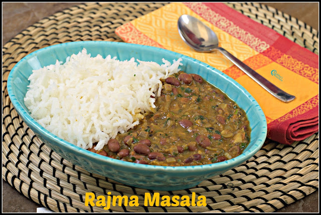 Rajma Chawal | How to make Rajma Masala Curry