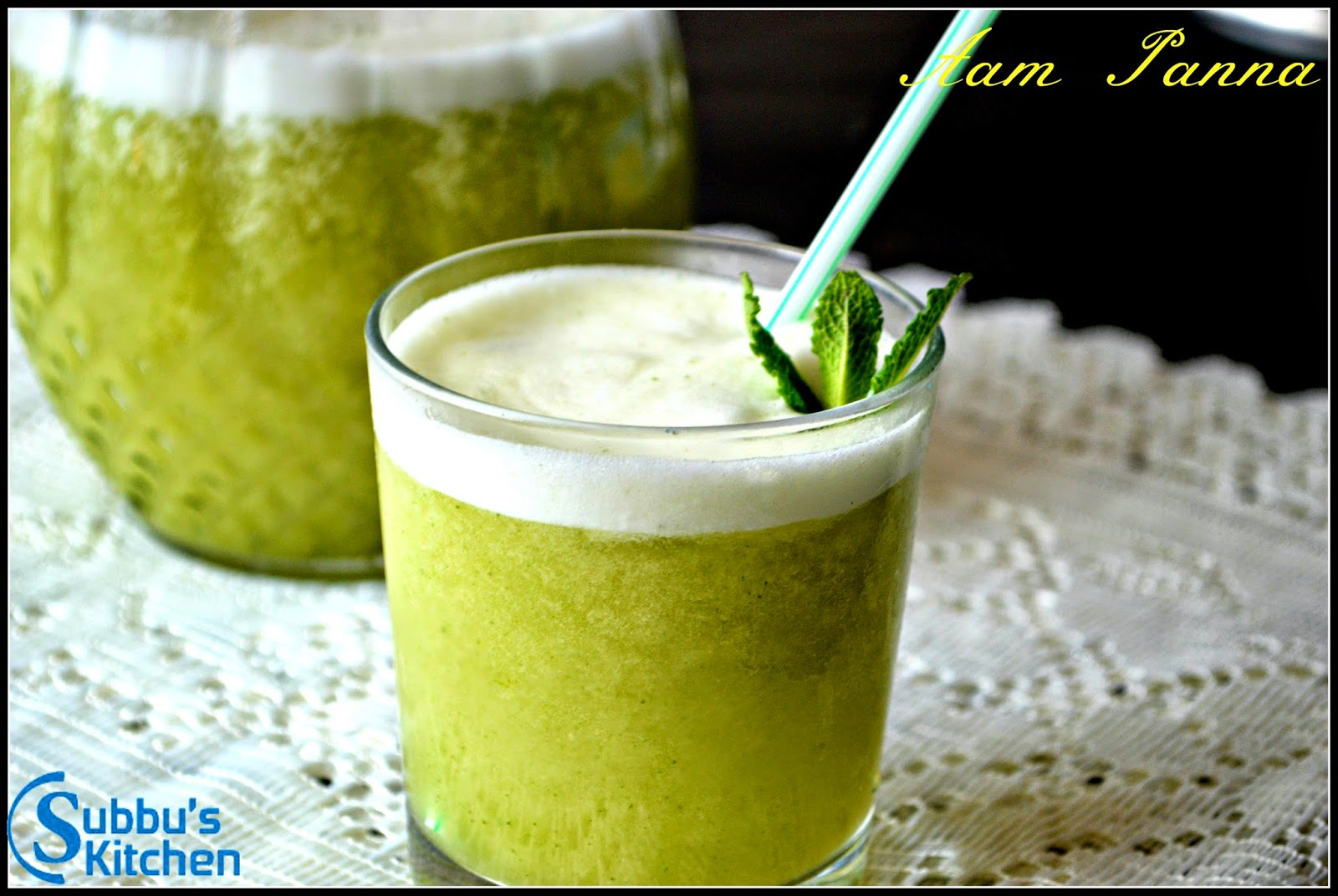 Aam Panna | Raw Mango Juice