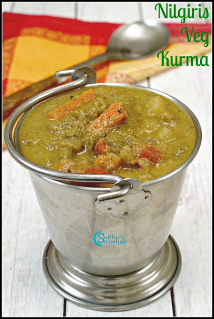 Nilgiris Vegetable Kurma