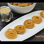 Instant Coconut Milk Murukku Recipe | Coconut Milk Chakli Recipe