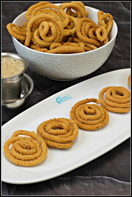 Instant Coconut Milk Murukku Recipe | Coconut Milk Chakli Recipe