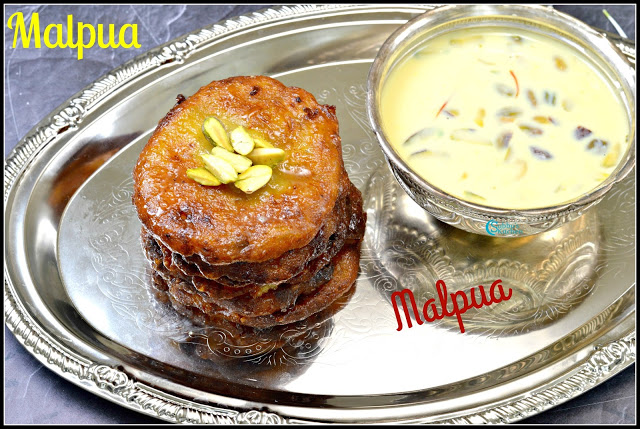 Malpua Recipe | How to make Malpua Rabdi