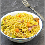 Street Style Maggi Noodles