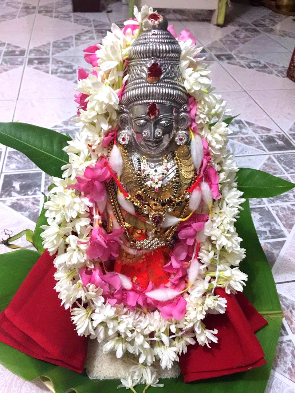 Varalakshmi Vratham / Varalakshmi Pooja - Subbus Kitchen